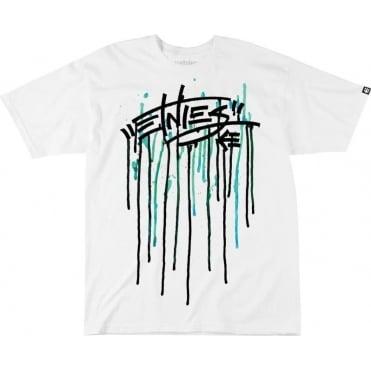 Etnies Drip'n T-Shirt - White