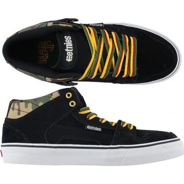 Etnies JP Walker RVM BMX Shoes - Black/Camo