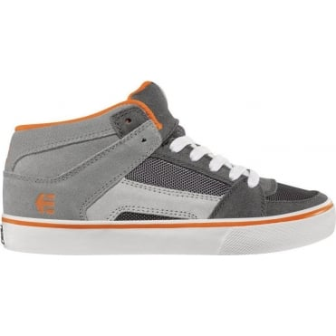 Kids RVM Vulc BMX Shoes - Grey