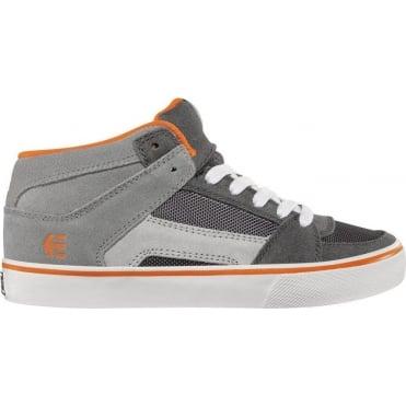 Etnies Kids RVM Vulc BMX Shoes - Grey