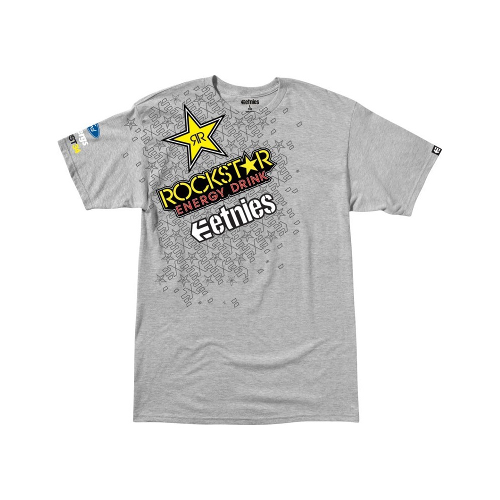 Etnies X Rockstar Disperse Rally T-Shirt
