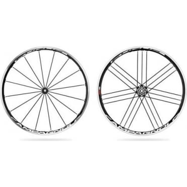 Eurus 2 Way Black Wheelset