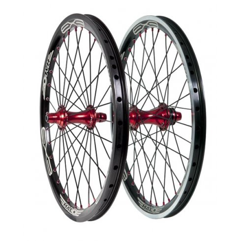 Halo EX3 Expert BMX Race Wheel - Front