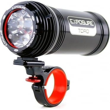Exposure Lights Toro MK6 Cycle Front Light