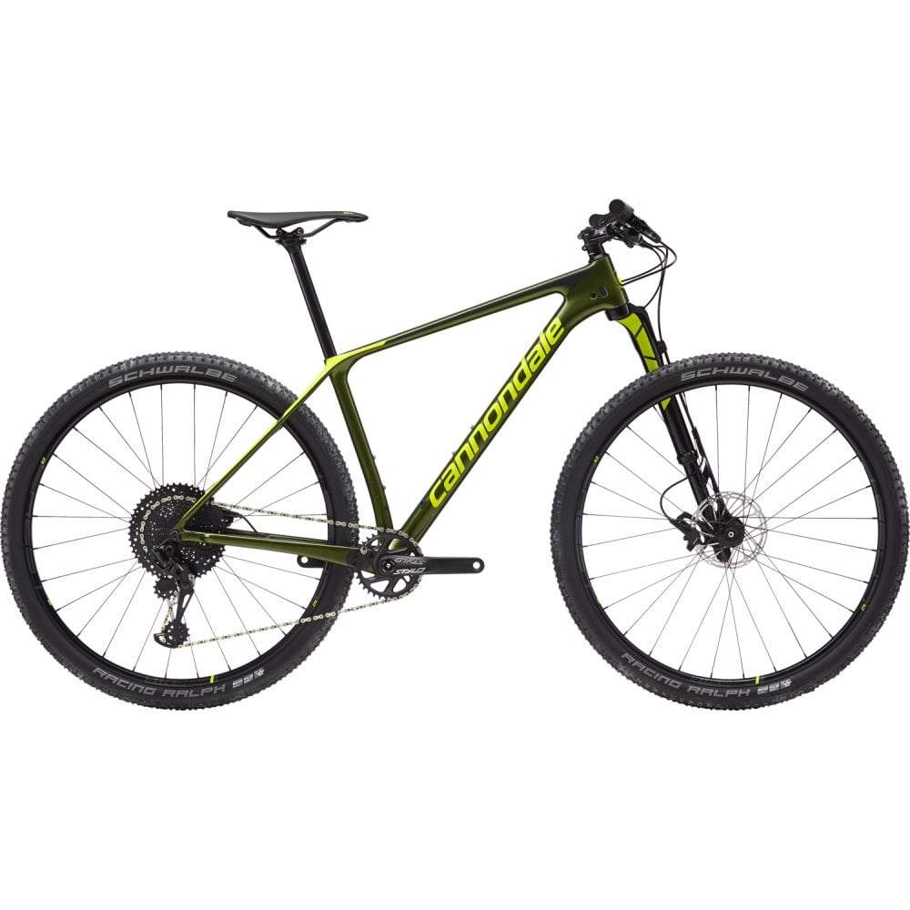be3f2a5623c Cannondale F-Si Carbon 3 Mountain Bike 2019 | Triton Cycles