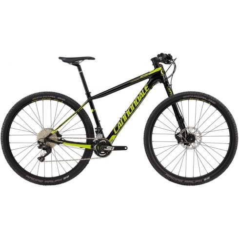 Cannondale F-Si Carbon 4 Mountain Bike 2018