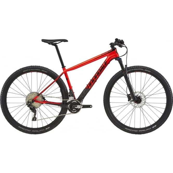 Cannondale F-Si Carbon 5 Mountain Bike 2018