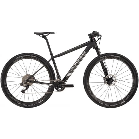 Cannondale F-Si Hi-Mod Black Inc Mountain Bike 2018