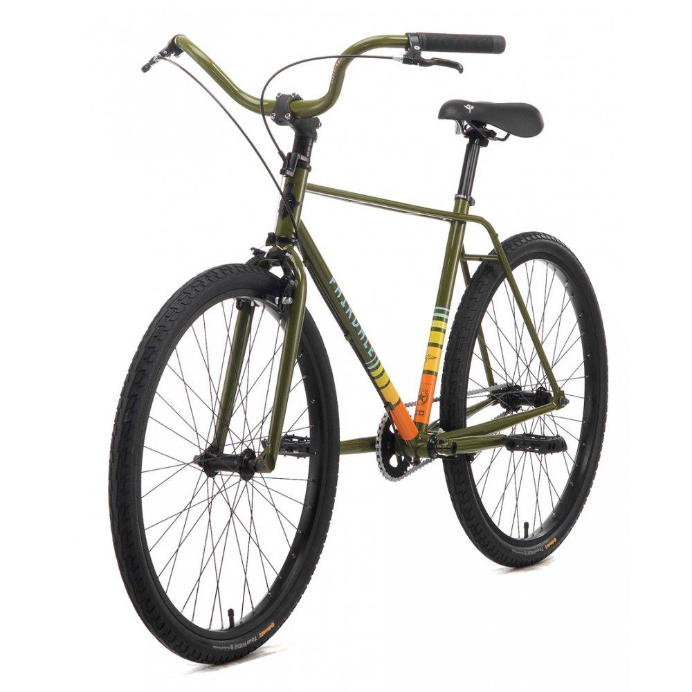 Fairdale Flyer Single Speed Hybrid Bike 2014 Triton Cycles