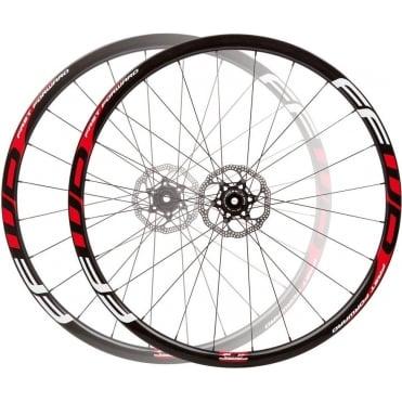 Fast Forward F3D Full Carbon Tubular Wheelset