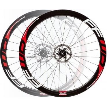 Fast Forward F4D Full Carbon Clincher Wheelset