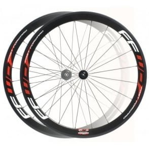 Fast Forward F4R Full Carbon Clincher DT240 Wheelset