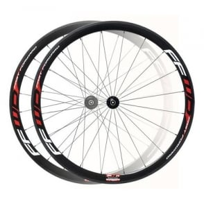 Fast Forward F4R Tubular DT240 Wheelset