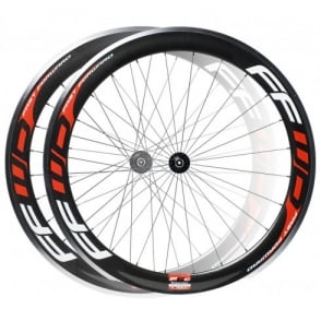 Fast Forward F6R Tubular DT240 Wheelset