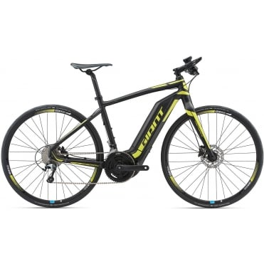 FastRoad E+ Electric Road Bike 2018