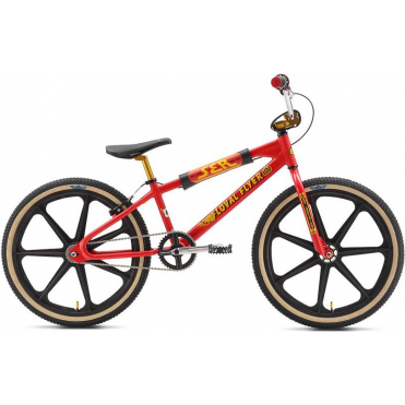 "Se Floval Flyer Looptail 24"" BMX Bike 2017"