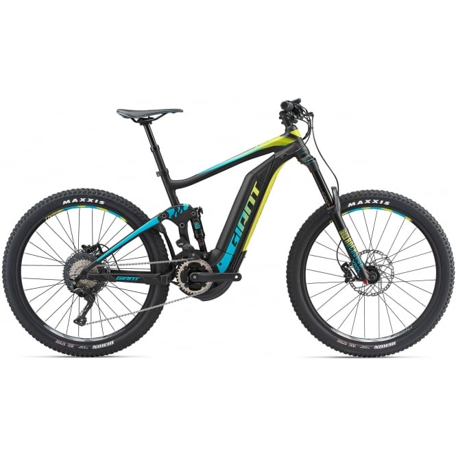 Giant Full-E+ 1 SX Pro Electric Mountain Bike 2018