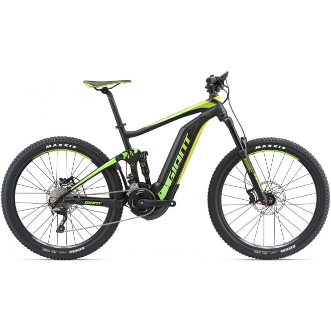 Giant Full E+ 2 Electric Mountain Bike 2018