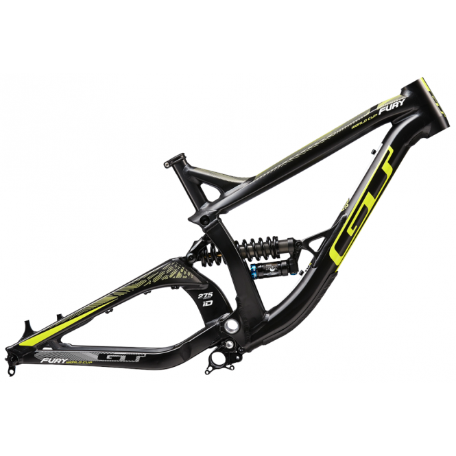 GT Fury World Cup Frame 2015