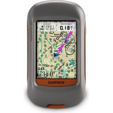 Garmin Dakota 20 Mapping Handheld GPS Unit