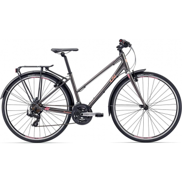 Alight 3 City Women's Hybrid Bike 2017