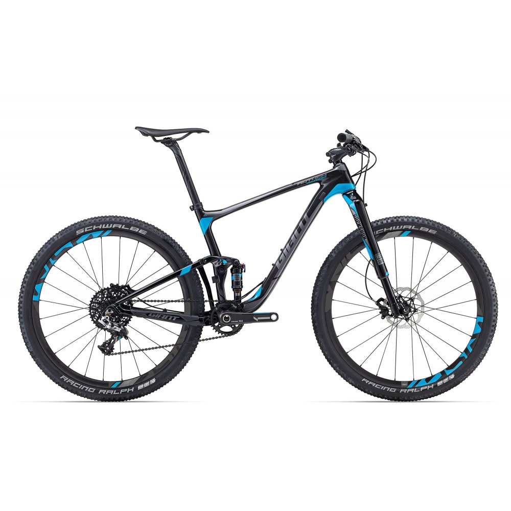 Giant Anthem Advanced 27 5 0 Xc Mountain Bike 2016