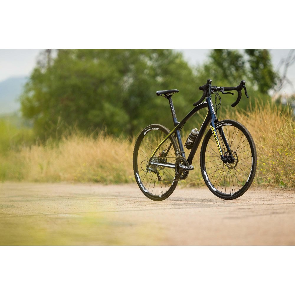 Giant Anyroad 1 Endurance Gravel Road Bike 2016 Triton Cycles