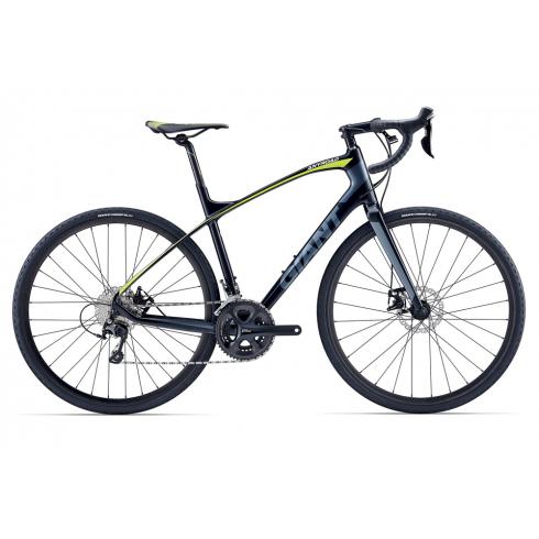 Giant AnyRoad CoMax Gravel Bike 2017