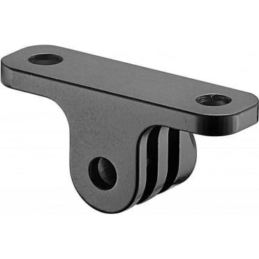 Computer / GoPro Combo Mount For Round Bar