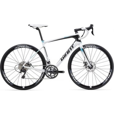 Giant Defy Advanced 2 Endurance Road Bike 2016
