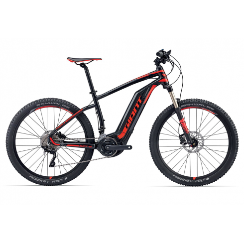 Giant Dirt E+ 1 Electric Mountain Bike 2017