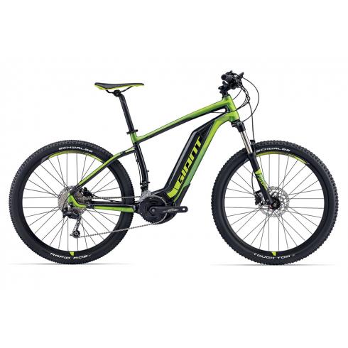 Giant Dirt E+ 2 Electric Mountain Bike 2017