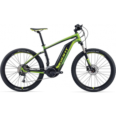 Giant Dirt E+ 2 Electric Mountain Bike 2017