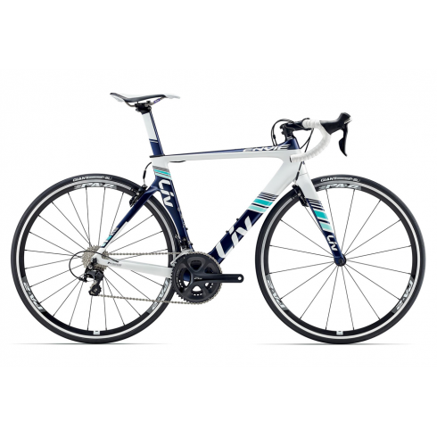 Giant Envie Advanced 2 Women's Road Bike 2017