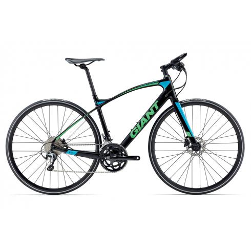Giant FastRoad CoMax Hybrid Bike 2017
