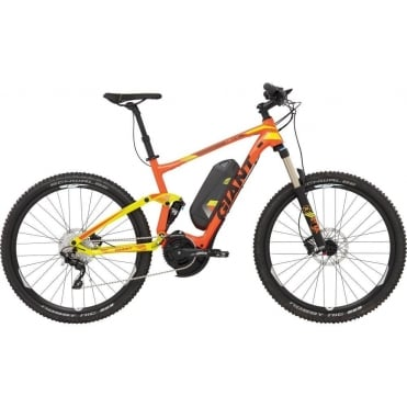Giant Full E+ 1 Electric Mountain Bike 2016