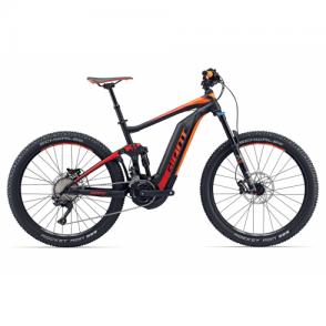 Giant Full E+ 1 Electric Mountain Bike 2017