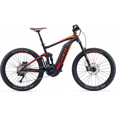 Giant Full E+ 1 Electric Mountain Bike 2017