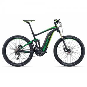 Giant Full E+ 2 Electric Mountain Bike 2017