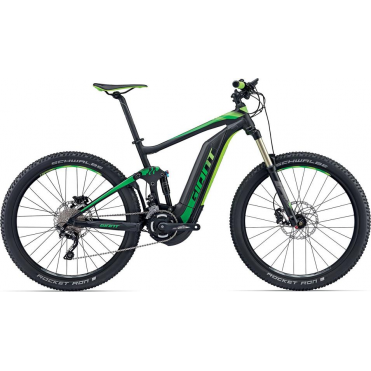 Giant Full E+ 2 Electric Mountain Bike 2017