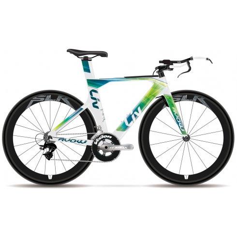 Giant Liv Avow Advanced Women's Tri Bike 2016