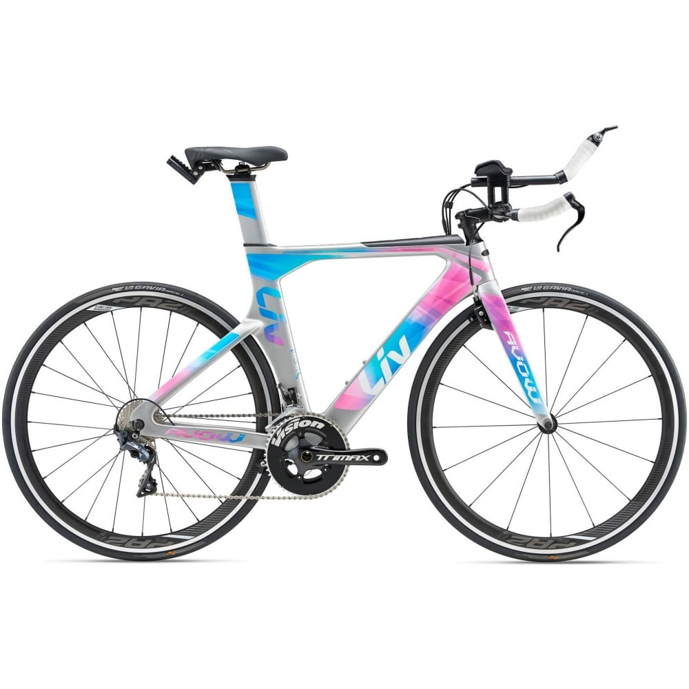 Liv Avow Advanced Women S Tri Tt Bike 2018 Triton Cycles