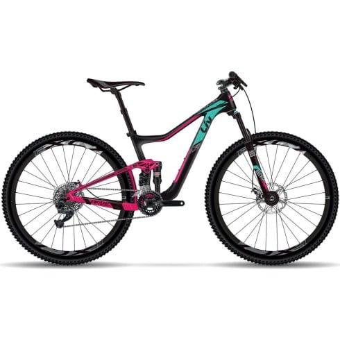 Giant Liv Pique Advanced 2 Women's Mountain Bike 2017