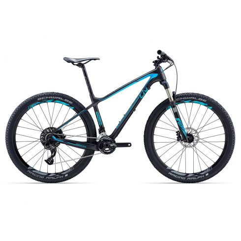 Giant Obsess Advanced 2 Women's Mountain Bike 2017