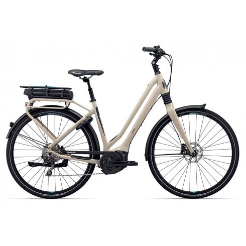 Giant Prime-E+2 Women's Electric City Bike 2017