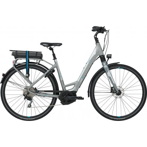 Giant Prime E+ 2 Women's Electric Hybrid Bike 2016