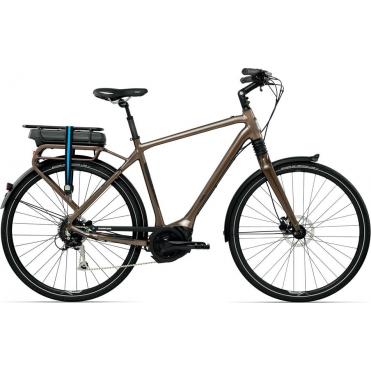 Giant Prime E+ 3 Electric City Bike 2017