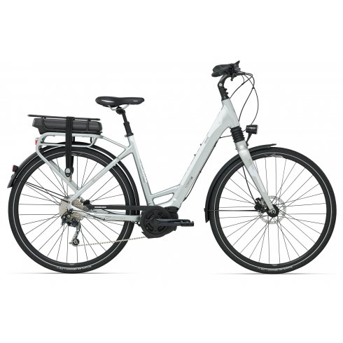 Giant Prime E+ 3 Women's Electric Hybrid Bike 2016