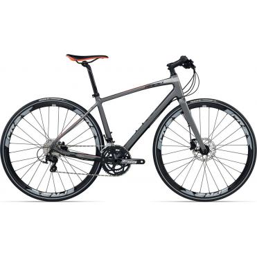 Giant Rapid 0 Hybrid Bike 2017