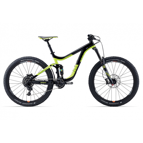 Giant Reign 2 Mountain Bike 2017